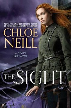 The Sight by Chloe Neill (Devil's Isle #2)  I am simply loving this series and it is no wonder since Chloe Neill is a go to author for kick butt urban fantasies. I highly recommend, The Sight to anyone who loves an amazing urban fantasy read.  http://tometender.blogspot.com/2016/08/the-sight-by-chloe-neill-devils-isle-2.html