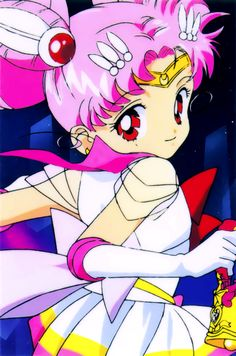 Super Sailor Chibi Moon // #sailormoon