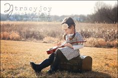 Loving this bohemian edged shot.  Tracy Joy Photography