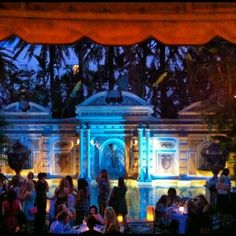 MOM 2.0 Summit, 2012, Versace Mansion Networking