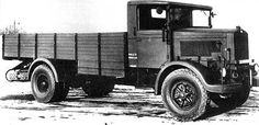 """Engines of the Wehrmacht - """"Lancia 3RO NM"""", 6.5-ton, 4x2, Heavy Truck"""