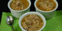 Chicken Chili Soup - Caveman Keto