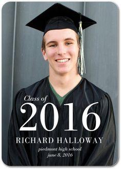 Classic graduation a