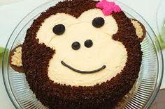 girl monkey birthday party - Google Search