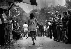 Kathy Switzer, NYC Marathon, New York
