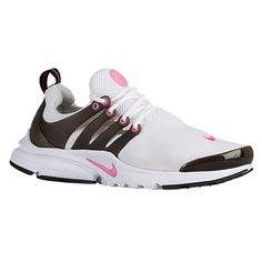 e2440add4d nike shoes for baby girls,Nike Presto - Girls' Grade School - Running -  Shoes - White/Black/Pink