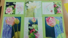Blumen Painting, Art, Art Education Resources, Printing, Flowers, Painting Art, Paintings, Kunst, Paint