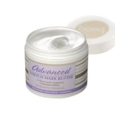 """I have been using this butter on """"old"""" stretch marks. The marks that I thought I was stuck with for life. I can see a major difference! It also feels and smells great. $34"""