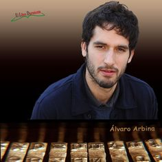 #Entrevista al #escritor Álvaro Arbina para el #blog http://ellibrodurmiente.org/arbina-alvaro-entrevista/