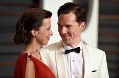 Benedict Cumberbatch Photos: Stars at the Vanity Fair Oscar Party