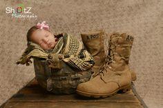 www.shoootz.com   army baby