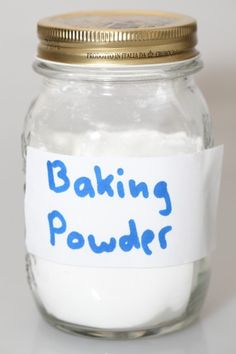 Make Your Own Baking Powder & Self Raising Flour - Have you ever read the back of a packet of baking powder to check what is actually in it?... The one in a much used package in Europe was labelled E 450i. I looked it up in my E-numbers and additives book and I read that this 'disodium diphosphate' can have several side effects like slowing down your intake of calcium, hyper activeness in children and possible kidney damage. - Marieke - Weekendbakery.com