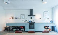 Os arquitetos do Studio Appelo receberam um grande desafio: transformar um antigo estacionamento em uma casa agradável para uma família. O espaço de aproxi