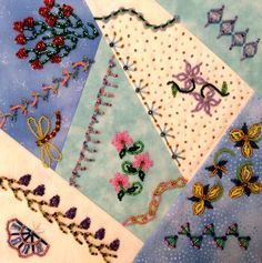Beading workshop project from happy student of Nancy Eha. Amazing and beautiful! Workshop Bead Dazzling Embroidery Interpretations. Beading courses online