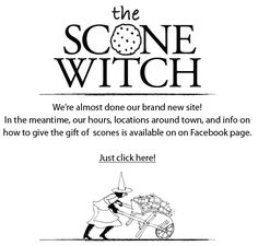 The Sconewitch, 150 Elgin Street Ottawa Restaurants, News Sites, Scones, Rally, Forget, Food, Meals, Buns