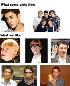 Harry Potter men