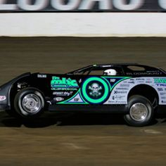 Scott Bloomquist's late model