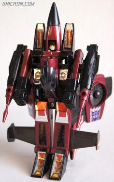 Transformers G1 Thrust - Unicron.com