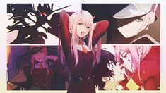This HD wallpaper is about anime, anime girls, Darling in the FranXX, Zero Two (Darling in the FranXX), Original wallpaper dimensions is file size is Wallpaper Pc Hd, Hd Anime Wallpapers, Wallpaper Backgrounds, Querida No Franxx, Anime Zero, Anime Episodes, Most Beautiful Wallpaper, Character Wallpaper, Zero Two