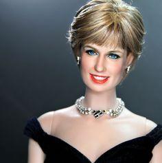 Princess Diana doll eBay Auction by Noel Cruz