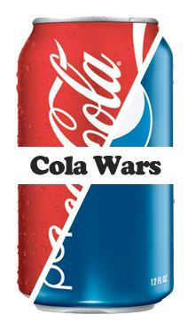 "pepsi and coca cola wars the hundred ""coke chose to lower concentrate prices on those regions where its share of the cola market was high (80%) and pepsi's low (20 percent) this tactic."