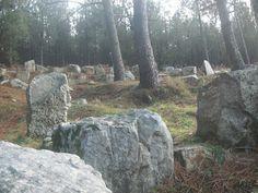 Les mégalithes et alignements  Crozon | Finistère Tourisme