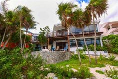 3-bedroom oceanfront residence in Akumal with AMAZING views of Half Moon Bay $550,000