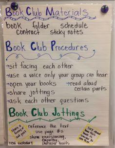 Book Clubs: Books in a Series