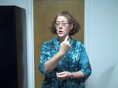 John 3:16 in Sign Language by Ann Vines