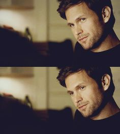 Alaric Saltzman aka the sexiest history teacher to ever exist♥