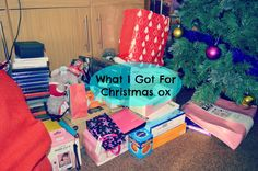 Planet Vikki: What I Got For Christmas ox  This is my latest post on the Blog and there will be another 2 to follow :)