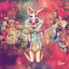 Fabian ciarolo - art - the rabbit