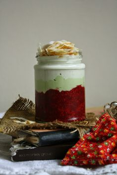Beautiful Breakfast Berry Parfait. Because mornings can be beautiful, nutrition packed and yummy. :)