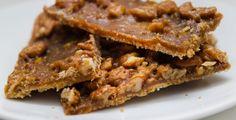 Pekankaramell til karamellbar Cookie Pie, Waffles, Bakery, Cookies, Snacks, Breakfast, Desserts, Christmas, Recipes