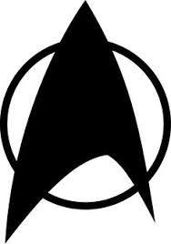 Resultado de imagem para star trek enterprise silhouette