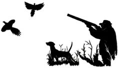 Pheasant Hunt #4 Decal MD Bird Hunting Window Sticker - Wildlife Decal