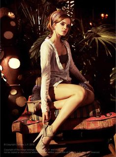 Photos of Emma Watson, one of the hottest girls in movies and TV and currently number one on most stylish female celebrities. Emma Watson is the English actress best known for her role as Hermione Granger in the Harry Potter film series. Fans will also en Alex Watson, Lucy Watson, Who Is Emma Watson, Style Emma Watson, Emma Watson Sexy, Emma Watson Belle, Photo Emma Watson, Emma Watson Sexiest, Emma Watson Beautiful