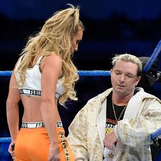 wwe It was a roller coaster night for @carmellawwe and @jamesellsworthwrestling on #SDLive!  2017/09/09 10:41:37