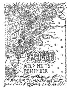Adult Coloring Prayers to Color By Deborah Muller Inspirational Messages of Faith: Deborah Muller/Chubby Mermaid, Deborah Muller: 0635292811913: Amazon.com: Books Zentangle Coloring Book pages colouring adult detailed advanced printable Kleuren voor volwassenen coloriage pour adulte anti-stress kleurplaat voor volwassenen Line Art Black and White