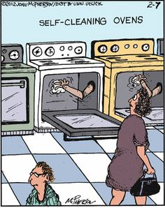 The truth behind self cleaning ovens ✓
