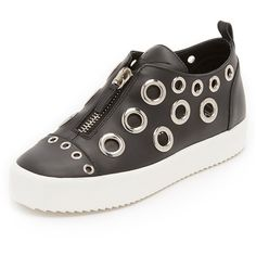 3e6b95d3e00b Shop for Leather Sneakers by Giuseppe Zanotti from 2 retailers at ShopStyle.