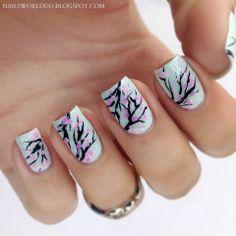 NAILS WORLD #nail #nails #nailart