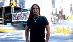 Interview – Jesse James Dupree of JACKYL | Musician Photo Journal