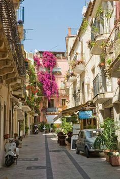Enamorada de Italia