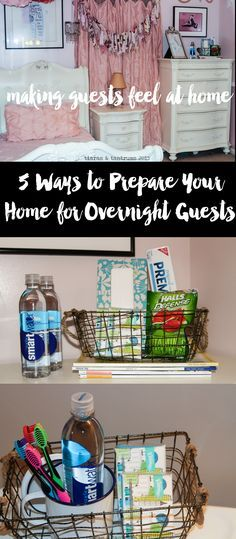 Are you having overnight guests this holiday season? Try my five ideas to get prepped and ready with all the seasonal essentials from #CVS for your guests.   http://www.tiarastantrums.com/blog/5-ways-to-prepare-for-overnight-guests #PreparedWithCVS #ad