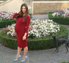 Caterina Minthe of Style Arabia in her Melis Yildiz IXIV pumps
