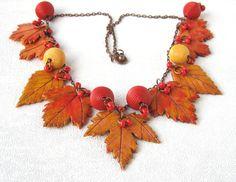 Autumn becomes! por Nadezda Soboleva en Etsy