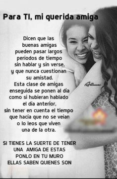 Soulmate Love Quotes, Bff Quotes, Friendship Quotes, Qoutes, Spanish Inspirational Quotes, Spanish Quotes, Mother Quotes Images, Thank You Quotes Gratitude, Good Day Quotes
