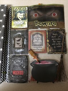Something Wicked, Pocket Letters, Spelling, Lunch Box, Bubbles, Bento Box, Games