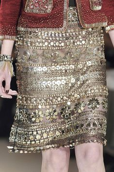 Naeem Khan at New York Fashion Week Fall 2010 - Livingly